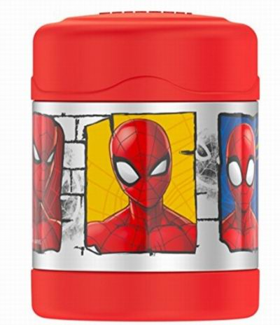 Thermos 蜘蛛侠保温杯 13.97加元,原价 24加元