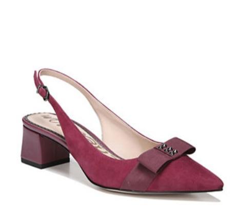 精选 Sam Edelman 时尚美鞋、穆勒鞋 3.5折+额外8.5折优惠!全场包邮