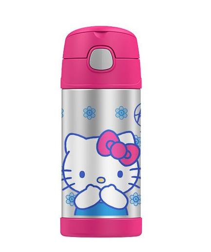 Hello Kitty Thermos不锈钢保温杯 10加元,原价 15.97加元