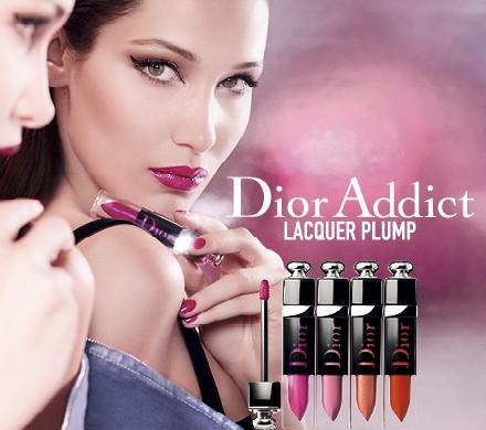 2018年新款 Dior 迪奥 Addict Lacquer Plump 丰唇唇釉上市!售价43加元