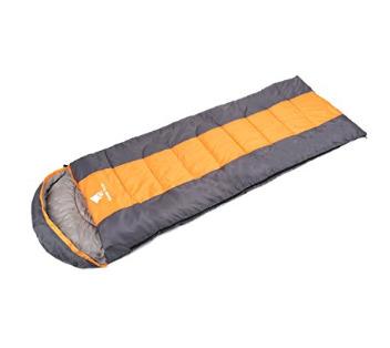 白菜价!GEERTOP 3-Season 5-12°C 户外露营睡袋/情侣拼接睡袋4折 20.48加元包邮!多色可选!