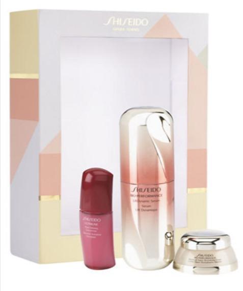 Shiseido资生堂 Bio-Performance 百优系列3件套 107加元,原价 127加元,包邮