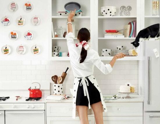 精选高颜值 Kate Spade New York 时尚锅具、餐具、厨房用品3折起+额外8.5折!