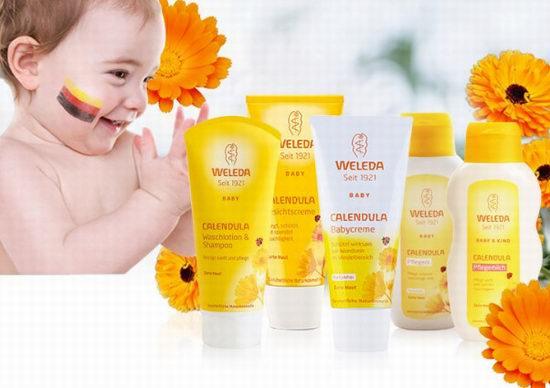 精选 Weleda Baby维蕾德婴幼儿护理系列 8折+满40加元立减10加元!