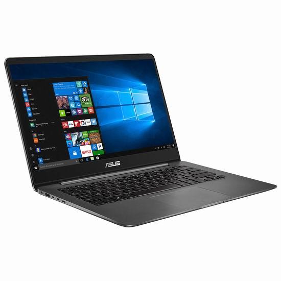 历史新低!ASUS 华硕 ZenBook 14寸超薄笔记本电脑(Core i5/256GB SSD/8GB)799.99加元包邮!