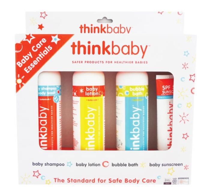 Thinkbaby 儿童夏季防晒套装  31.5加元,原价 49.95加元,包邮