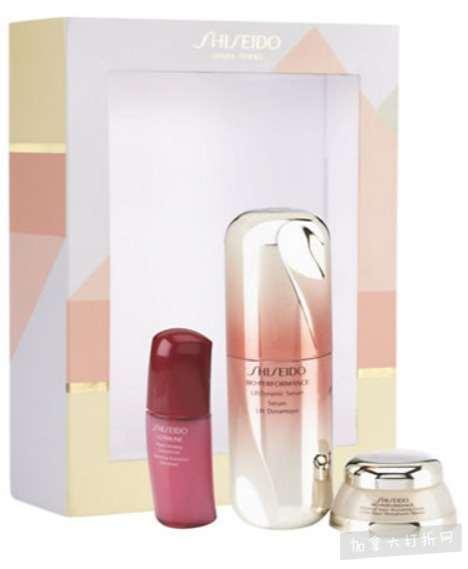 Shiseido 资生堂 护肤产品 全场满省10-20加元!