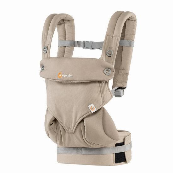 Ergobaby 4式360度婴儿背带 99.99加元,原价 214.99加元,包邮