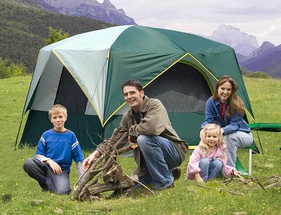 白菜价!历史新低!GigaTent Ft 054 Bear Mountain 5人家庭野营帐篷2.1折 63.99加元包邮!