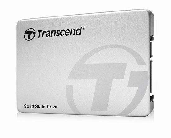 历史新低!Transcend 创见 Information TLC SATA III 960GB 超大容量 固态硬盘4折 228.87加元包邮!