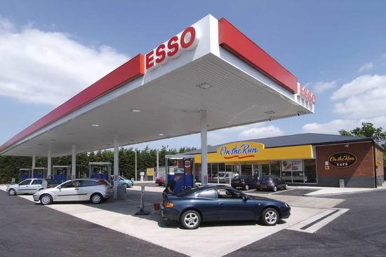 Esso加油站将可用PC Optimum积分卡积分了!