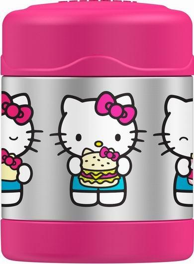 历史新低!Thermos Funtainer Hello Kitty 午餐保温杯5折 10加元!