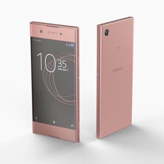 历史新低!Sony 索尼 G3123 Xperia XA1 5英寸 32GB 粉红色 解锁版智能手机6.8折 270.47加元包邮!