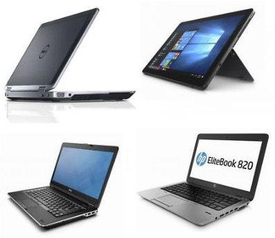 精选 Dell、HP、Lenovo 等品牌笔记本电脑4.2折起!额外8.5折!