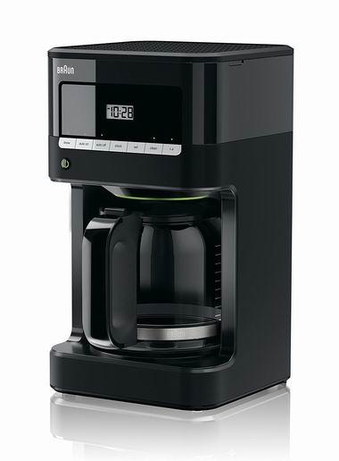 历史最低价!Braun 德国博朗 KF7000BK Brew Sense 可编程 滴滤式咖啡机5.8折 69.98加元包邮!