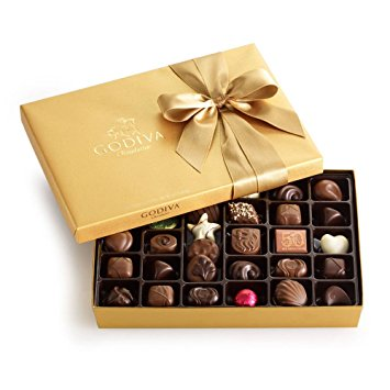 Godiva 歌帝梵 巧克力礼盒全部6.3折!折后低至4.97加元!