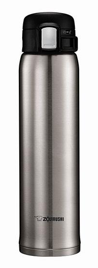历史新低!Zojirushi 象印 SM-SD60XA 20盎司不锈钢保温杯5.7折 30.41加元!