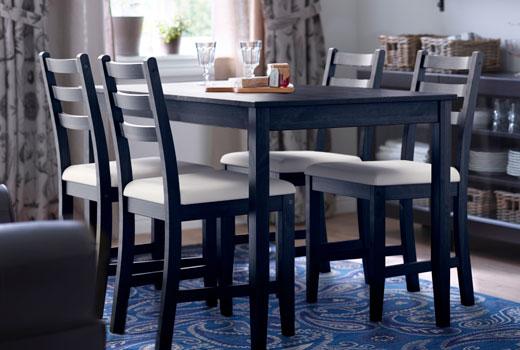 IKEA 宜家 室内/庭院 餐桌及餐桌椅套装全部8.5折!购买橱柜及厨房大家电,最高返20%礼品卡!