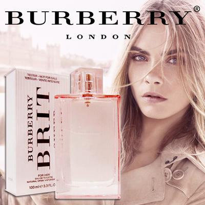 历史新低!Burberry 博柏利 Brit Sheer 红粉恋歌女士香水(50ml)5.9折 49.97加元包邮!