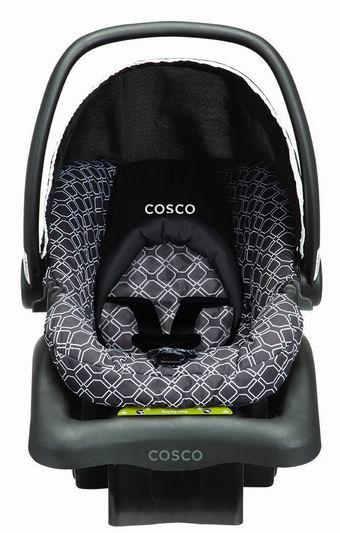 历史最低价!Cosco 22036CDCI Light N Comfy 婴儿提篮5折 60加元包邮!