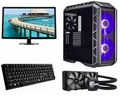 金盒头条:精选多款 Acer、Cooler Master、Corsair、Logitech 等品牌显示器、鼠标、键盘、机箱、电源、制冷风扇等电脑配件5折起特卖!