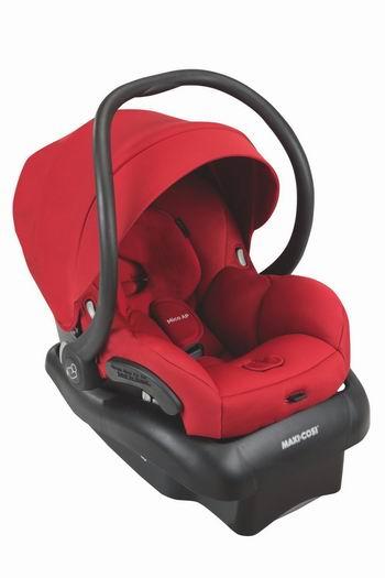 历史新低!Maxi-Cosi Mico AP 2.0 红色超轻婴儿提篮5折 165加元包邮!会员专享!