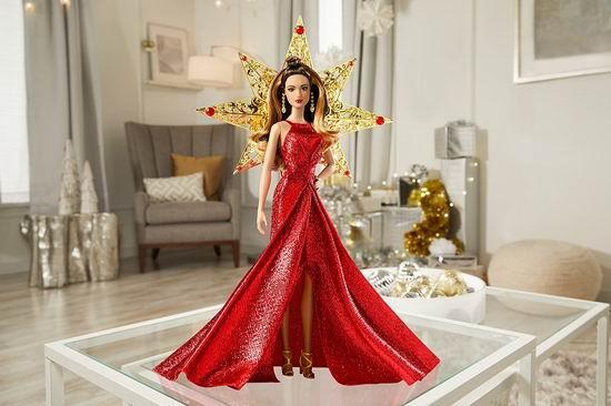 历史最低价!Barbie 2017 假日Teresa芭比娃娃4.5折 25加元!