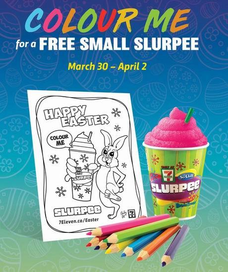 明天起!7-Eleven庆祝复活节,免费送Slurpee冰沙汽水!