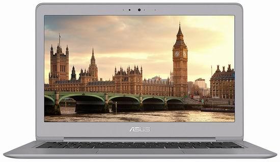 历史新低!ASUS 华硕 ZenBook UX330UA-AH55 13.3寸超薄笔记本电脑 899.99加元包邮!