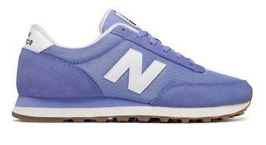 New Balance 501系列 女式时尚运动鞋4折 40加元清仓!6、8.5码