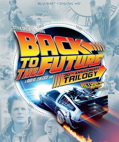 历史新低!Back to the Future 回到未来三部曲 30周年纪念版(蓝光影碟)15.99加元!