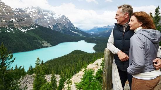 加拿大国家公园送豪礼了!包机票免费旅游温哥华!