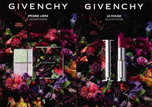 2018纪梵希 Givenchy花卉限量版 小羊皮唇膏及四色蜜粉上市!