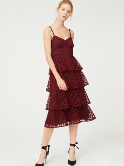 最后一天!Club Monaco 精美时尚连衣裙 2.5折起,额外7.5折优惠,折后低至44加元