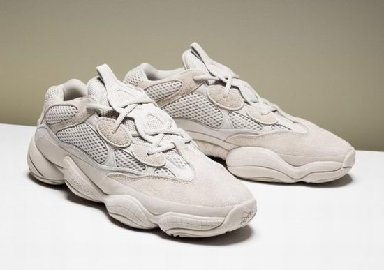 全新潮流鞋款 Adidas YEEZY 500 BLUSH 潮鞋补货!玩的不一样!东部时间 11月30日 8点30发售
