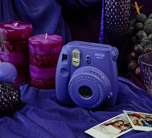 Fujifilm 富士 Instax Mini 8 梦幻白 拍立得相机 67.49加元+包邮!