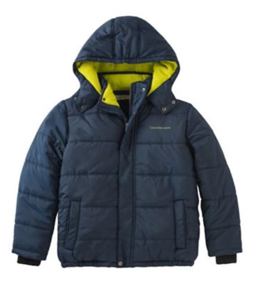 CK Eclipse儿童带帽防寒服 32.25加元(L码),原价 100加元