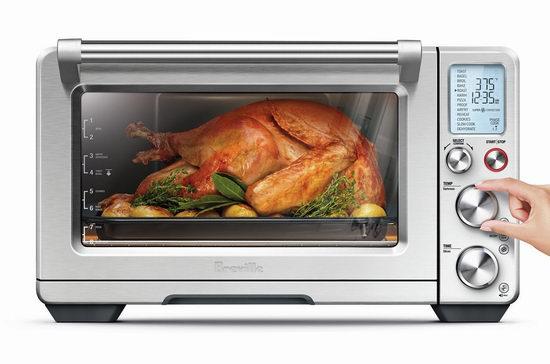 Breville 铂富 The Smart Oven Pro智能对流烤箱 269.99加元包邮!