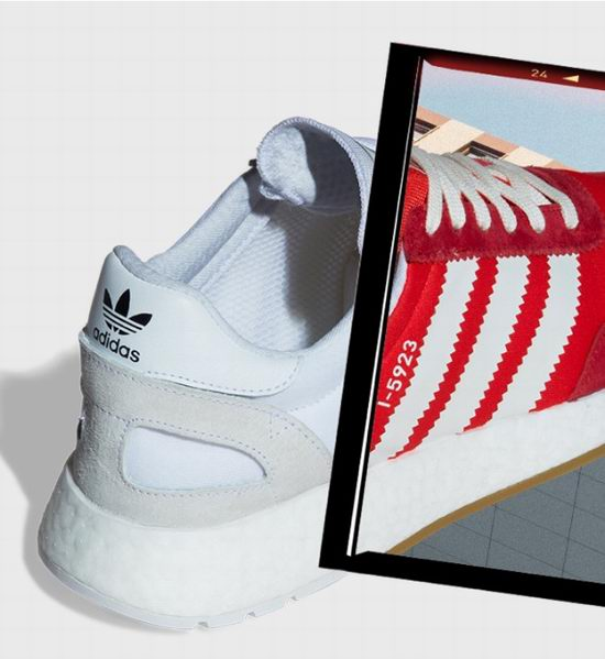 拒绝撞鞋!让你的鞋子独一无二!Adidas 定制款运动鞋做不一样自己!