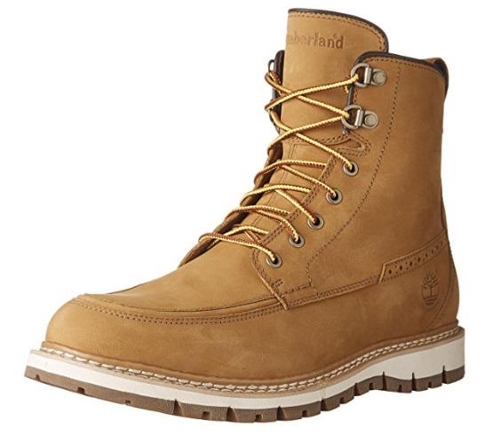 Timberland Britton Hill 男靴 56.86加元起(2色),原价 220加元,包邮