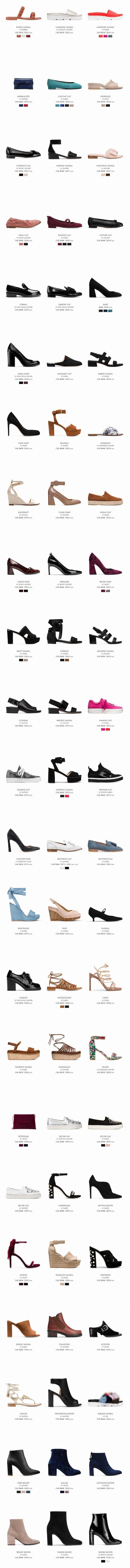 精选  Stuart Weitzman 2018春季凉鞋、珍珠鞋、踝靴 5折起特卖!