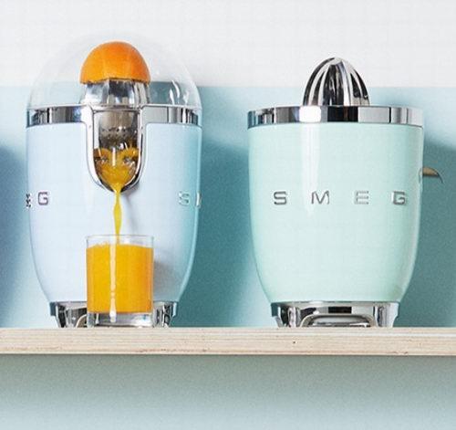 美的独一无二!精选 SMEG 意大利风格极品厨房电器 8折优惠!