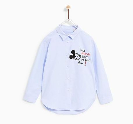 Zara 儿童棉衣、时尚美裙、超可爱衬衣、裤装 6折 9.99加元起!
