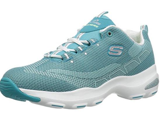 Skechers D'LITE 时尚厚底运动鞋 40.13加元起(3色),原价 95加元