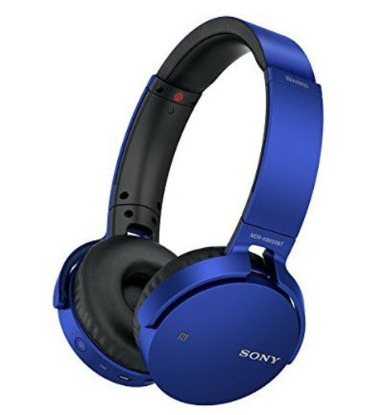 Sony MDRXB650BT/L重低音蓝牙耳机 99.97加元(2色),原价 145.25加元,包邮