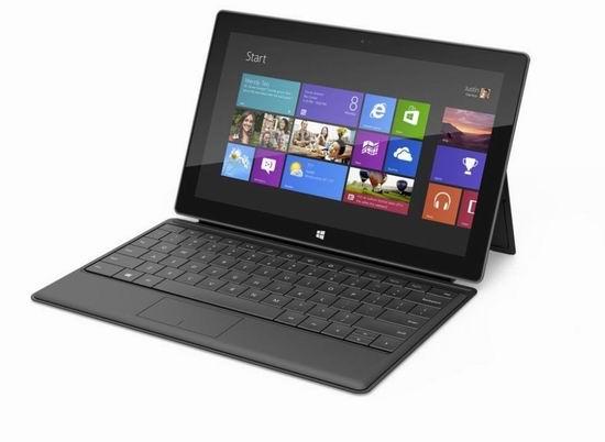 翻新 Microsoft Surface RT 10.6寸平板电脑(2GB/4GB SSD) 134.99加元包邮!今晚截止!