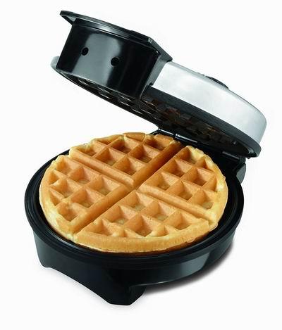 历史最低价!Oster Belgian 不锈钢华夫饼机6.6折 24.99加元!