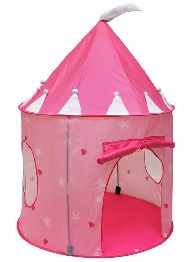 历史新低!Click N Play CNP0079 便携式公主粉红城堡/儿童帐篷2.8折 17.37加元清仓!