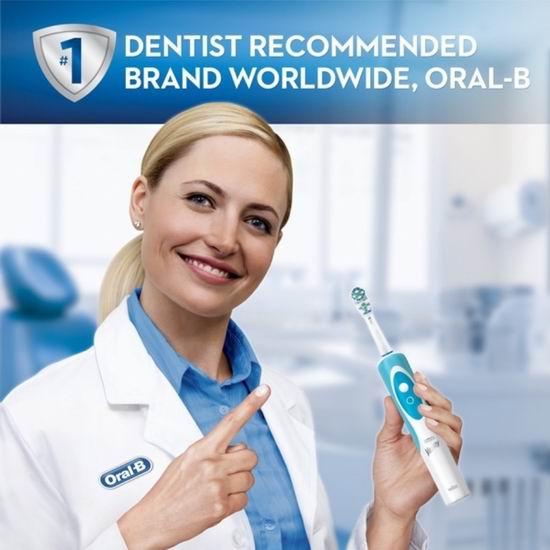 Oral-B 欧乐B Vitality Dual Clean 三重深层清洁 电动牙刷 19.99加元!