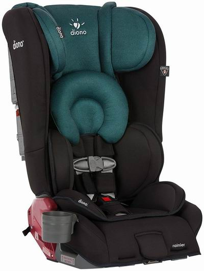 历史最低价!精选2款 Diono 谛欧诺 Rainier 成长型 儿童汽车安全座椅 337.49加元包邮!